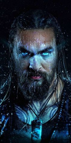 Here is a collection of Aquaman film wallpapers backgrounds for desktop and smartphones. Aquaman is an American superhero film based on the DC Comics character. The film is directed by James Wan, with a screenplay by David Jason Momoa Aquaman, Marvel Comics, Arte Dc Comics, Marvel Dc, Captain Marvel, Aquaman 2018, Aquaman Film, Aquaman Actor, Foto Portrait
