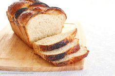 Braided milk bread - recipe from Roxanashomebaking.com
