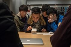 Apple No Longer Immune to China's Scrutiny of U.S. Tech Firms - The New York Times