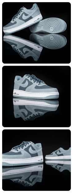#ReleaseReport: The latest Nike AF1 Low combines suede, nylon, and leather. Will you grab this all grey look?