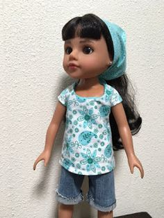 """The Savage Dolls: Hearts for Hearts, 14"""" Doll Pattern - FREE!"""