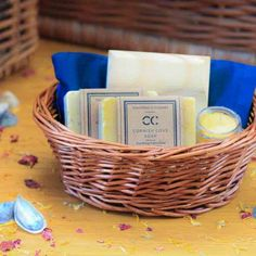 Cornish Cove Soap - Relaxation Gift Set