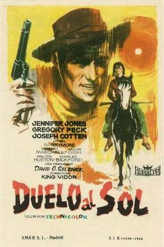 "Duelo al sol (1946) ""Duel in the Sun"" de King Vidor - tt0038499"