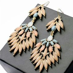 Tribal Fashion Earrings