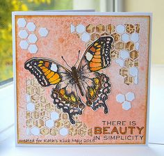 Kath's Blog......diary of the everyday life of a crafter: A Kaleidoscope of Butterflies