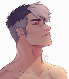 EVERYONE LOOK AT MY SON HE'S BEAUTIFUL AND I LOVE HIM ~~ voltron legendary defender | vld | shirogane 'shiro' takashi