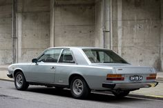 Fiat 130 coupe (1974)