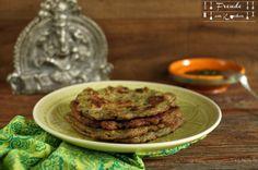 Koreanisches Mungbohnen Omelett Pfannkuchen Fladen - Bindaetteok - Rezept vegan… Plant Based, Steak, Beef, Recipes, Food, Easy, Inspiration, Omelette, Griddle Cakes