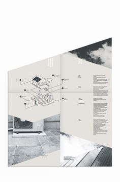 fold brochure / 3R by Gen Design Studio
