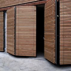 Xilomoenia – facciate ventilate in legno