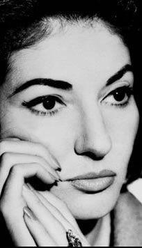 Maria Callas (nacida Maria Kalogeropoulos) 1923-1977