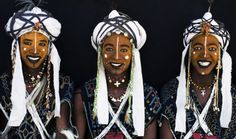 Wodaabe men   This Is How We Roll