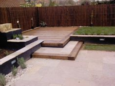 Timber Decks, Exposed Aggregate Driveways  Paths
