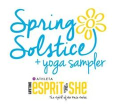 Free yoga from Athleta & Lifetime Fitness
