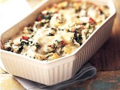 Baked Spinach Artichoke Dip recipe from Betty Crocker