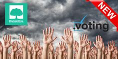 Measure public opinion with .VOTING