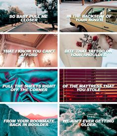 Closer ~ The Chainsmokers Ft. Halsey