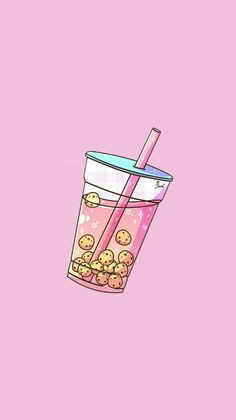 Boba! (my wallpaper now) ♡