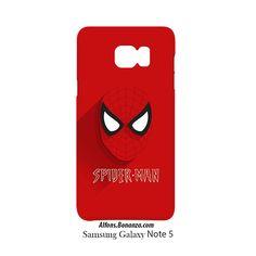 Spiderman Superhero Samsung Galaxy Note 5 Hardshell