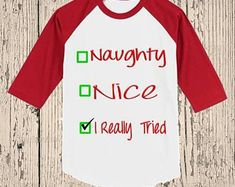 More colours Toddler Christmas Shirt - Boy's or Girl's FashionistaStylez Toddler Christmas Dress, Christmas Dresses, Christmas Shirts, Toddler Dress, Boy Or Girl, Toddlers, Colours, Mens Tops, T Shirt
