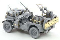 Yoryi (puntocom) - Modelismo y Maquetas - Cyber Hobby S.A.S. Jeep 1/35 - Cajón desastre