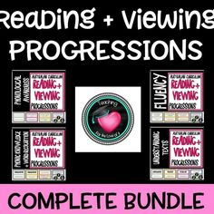National Literacy Progressions - Teaching for the love of it.