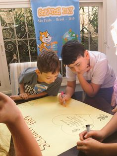 Scratch Day: Different Spaces, Smiling Faces — Scratch Foundation Blog — Medium