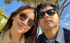 "Kapamilya actress Kathryn Bernardo wrote a ""nakakakilig"" tribute to her boyfriends and KathNiel love team partner Daniel Padilla. Filipino, Kathryn Bernardo Photoshoot, Cute Couple Selfies, Ahn Min Hyuk, Boy Best Friend, Daniel Padilla, Boy Photography Poses, Ford, Ulzzang Couple"