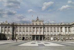 Palais Royal, Madrid (Espagne)