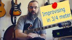 Improvising in 3/4