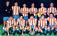 EQUIPOS DE FÚTBOL: ATLÉTICO DE MADRID contra Boca Juniors 29/08/1967 At Madrid, Animal Crossing, Soccer Teams, Granada, Messi, Retro, Fashion, World, Team Building
