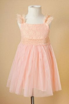 The Blush Dress from Evie and Olive