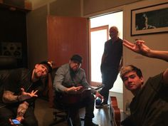 5sos and the madden brothers