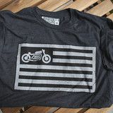 cafe racer motorcycle tshirt from scotch and iron