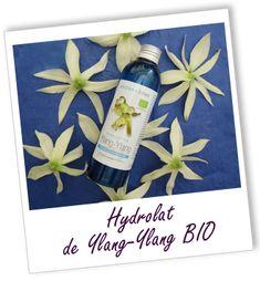 Hydrolat Ylang-Ylang BIO Aroma-Zone
