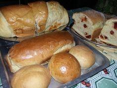 Edu ensina receita de pão feito no liquidificador #Receitas - YouTube