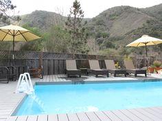 Carmel Valley with pool. sleeps 9