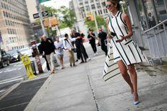 Helena Bordon Lacoste nyfw street style  #streetstyle #fashion #trends2016 #fashionstyle   http://www.bykoket.com/inspirations/category/trends/fashion