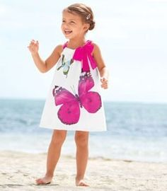 Girl's butterfly dress products-i-love