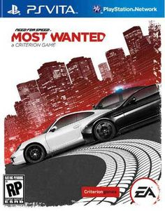 PS Vita - Need For Speed Most Wanted