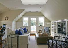 family room + home office   Lynn Morgan Design