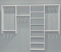 1000+ ideas about Reach In Closet on Pinterest | Closet, Custom ...