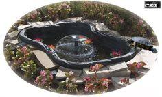 Vasca Da Esterno Per Tartarughe : Fantastiche immagini su laghetto per tartarughe animali