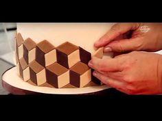 Arcólor®: Efeito Tridimensional com Pasta Americana - YouTube