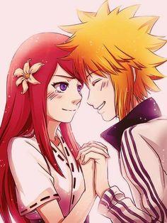 Minato and Kushina.