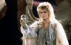 "David Bowie ""Dentro del laberinto"", 1986"