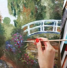 Monet garden Bratislava, Monet, Cuff Bracelets, Garden, Garten, Lawn And Garden, Gardens, Gardening, Outdoor