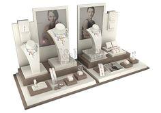 jewelry window showcase