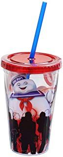 Ghost Buster Red Carnival Cup with Red Lid and Blue Straw with White Printable Cute Ghost! Kevin Ghostbusters, Ghostbusters Characters, Cute Ghost, Ghost Busters, 35th Anniversary, Halloween Ghosts, Printables, The Originals, Crafts