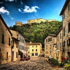 Il centro storico di San Leo by tulls62